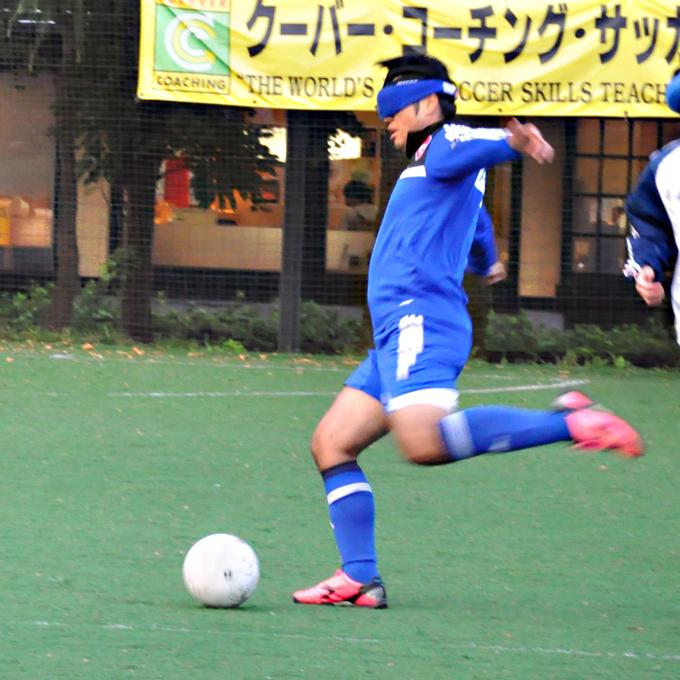"""世界選手権が日本で開催! """"ブラインドサッカー""""を応援しよう!"""