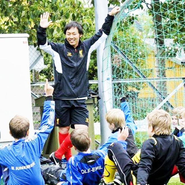 リバプールFCで働く日本人コーチの「欧州流・ジュニアサッカーコーチング」