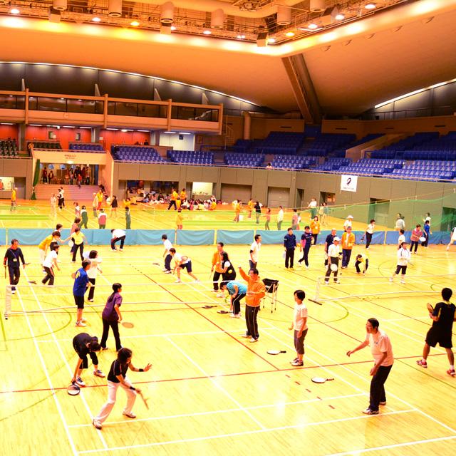 ニュースポーツの祭典!東京みんなのスポーツ塾