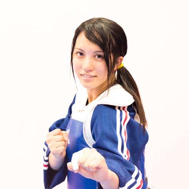 華麗なる回し蹴り! 美人女子大生がテコンドー全日本3位になれたわけ