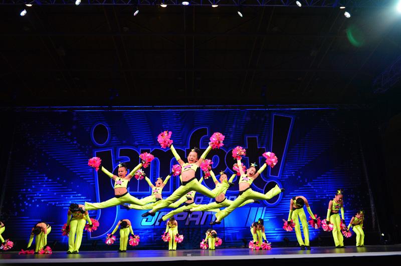 全米最大級のチア・ダンスフェスが日本初上陸! ジャムフェスジャパン2013