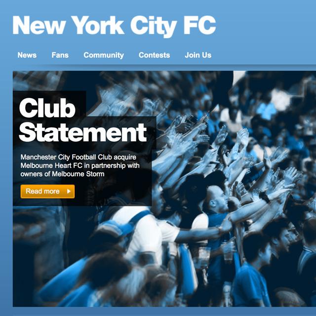 アメリカサッカーが変わる?! ニューヨークシティFCってこんなクラブ