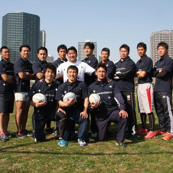 7人制ラグビー「サムライ東京セブンズラグビークラブ」が本格始動