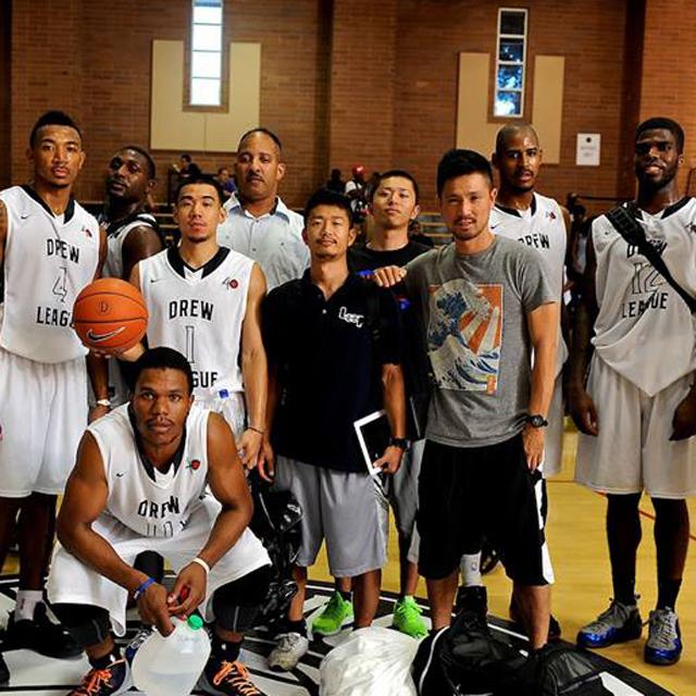 全米No.1バスケセミプロリーグで、NBAプレイヤーを育てる日本人の挑戦