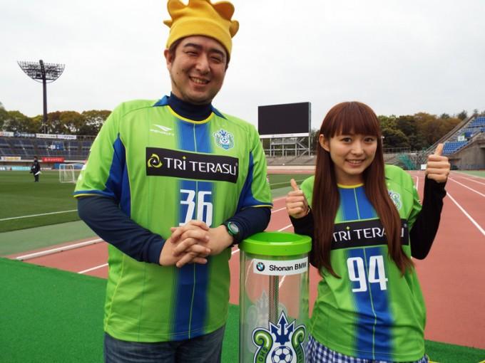 三村ロンドさん(左)と相澤香純さん(右)