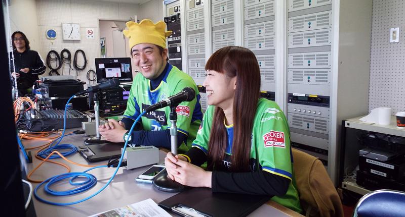 J新記録の快進撃! 湘南ベルマーレを盛り上げる「放送部」とは?