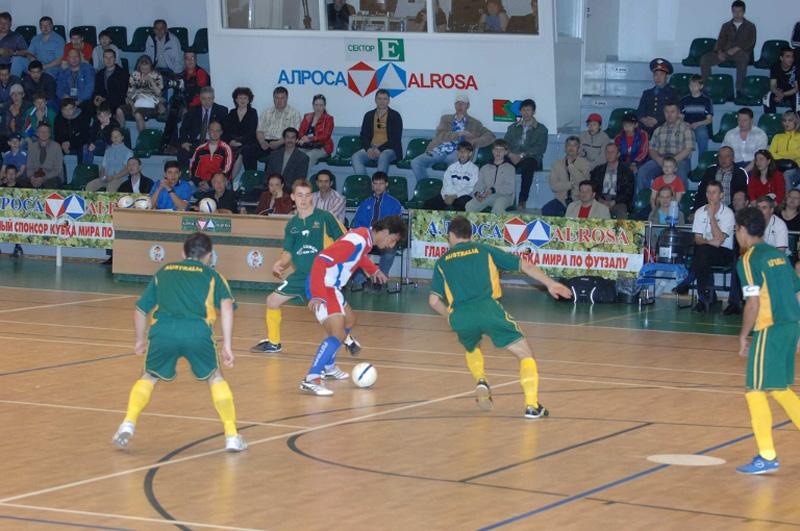 愛知県が2020年FIFAフットサルW杯招致へ