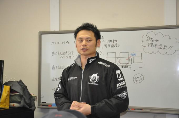発起人の松田裕雄さん