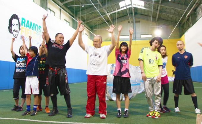 エキシビジョンマッチを制した朝日JAPAN