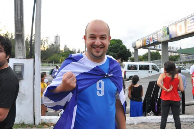 サンパウロに住むギリシャ人男性