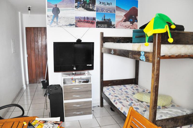 自宅を貸し出すWEBサービス『Airbnb』でブラジル人の家に泊まってみた