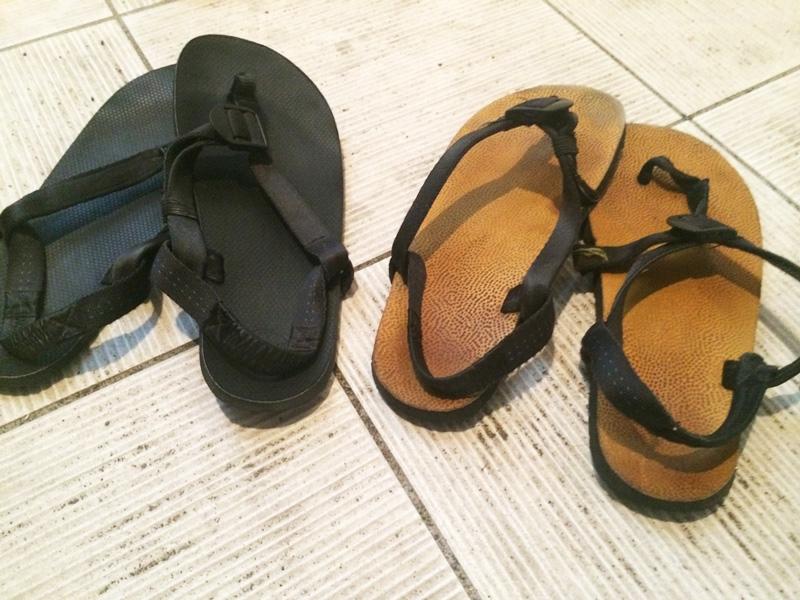 夏こそ履きたい! 走るための裸足感覚サンダル『ルナサンダル』