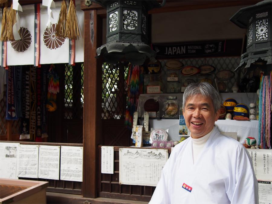 """""""スポーツの神様""""を祀る京都・白峯神宮に行ってみた。"""