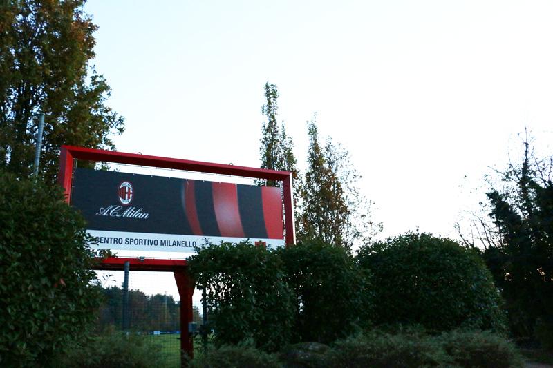 イタリア代表も使用! 伝統のACミラン練習場『ミラネッロ』には何がある?