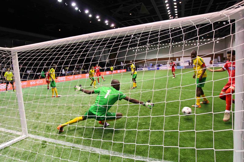 海外リーグへの登竜門? アマチュア5人制サッカーの世界大会 日本予選が開催