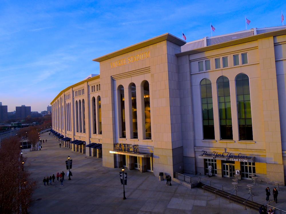 オフシーズンでも楽しめる! 歴史と伝統のヤンキースタジアムツアー