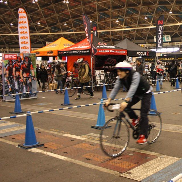 中部地区最大級の自転車祭り 『名古屋サイクルトレンド2015』開催