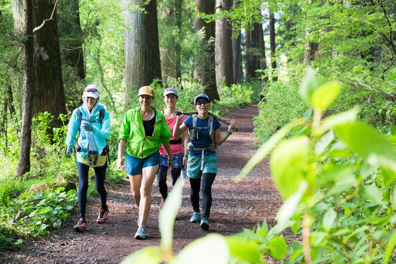 50kmを24時間以内に歩き倒す! 『オックスファム・トレイルウォーカー東北2015』