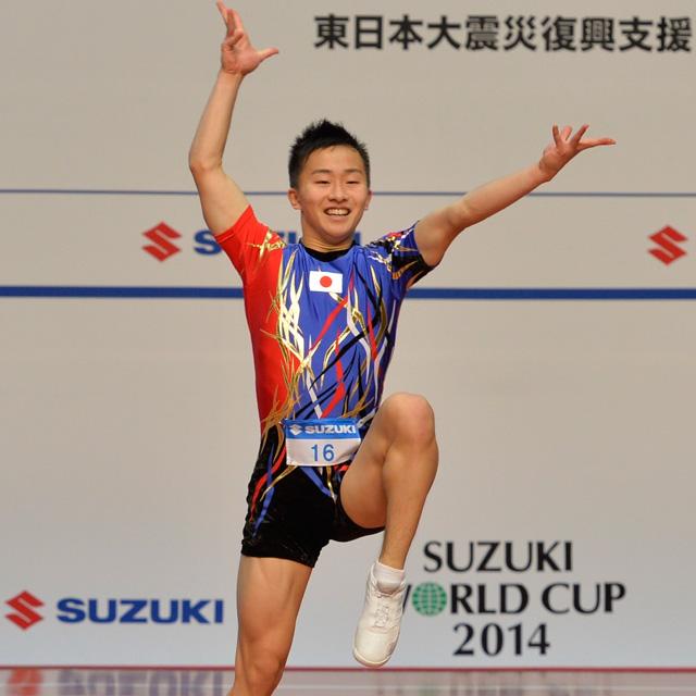 知られざる日本のお家芸! 第26回世界エアロビック選手権