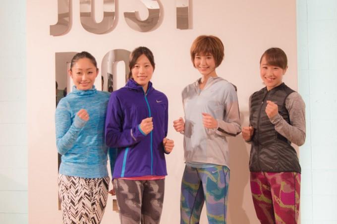 オープニングイベントには安藤美姫さん(フィギュアスケーター)、青木沙弥佳選手(陸上)、、izuさん(モデル/YouTuber)、藤森安奈選手(陸上)らが登場