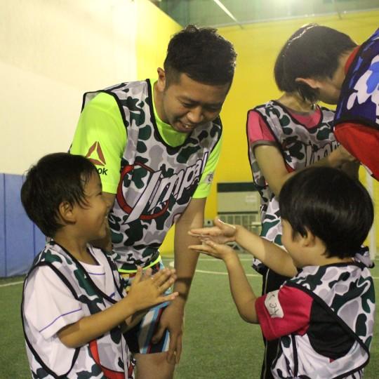 ゆるスポーツ「ハンドソープボール」の体験会を開催!