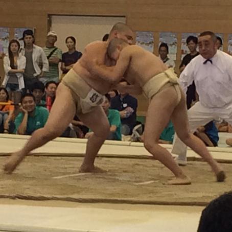 未来の横綱をフライングゲット!第31回わんぱく相撲全国大会