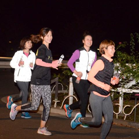 目指せマラソン完走!NIKEがサポートするランニングプログラム