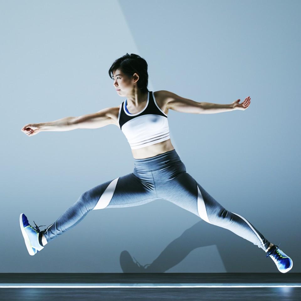 宮脇花綸 フェンシングの駆け引きを制するトレーニング