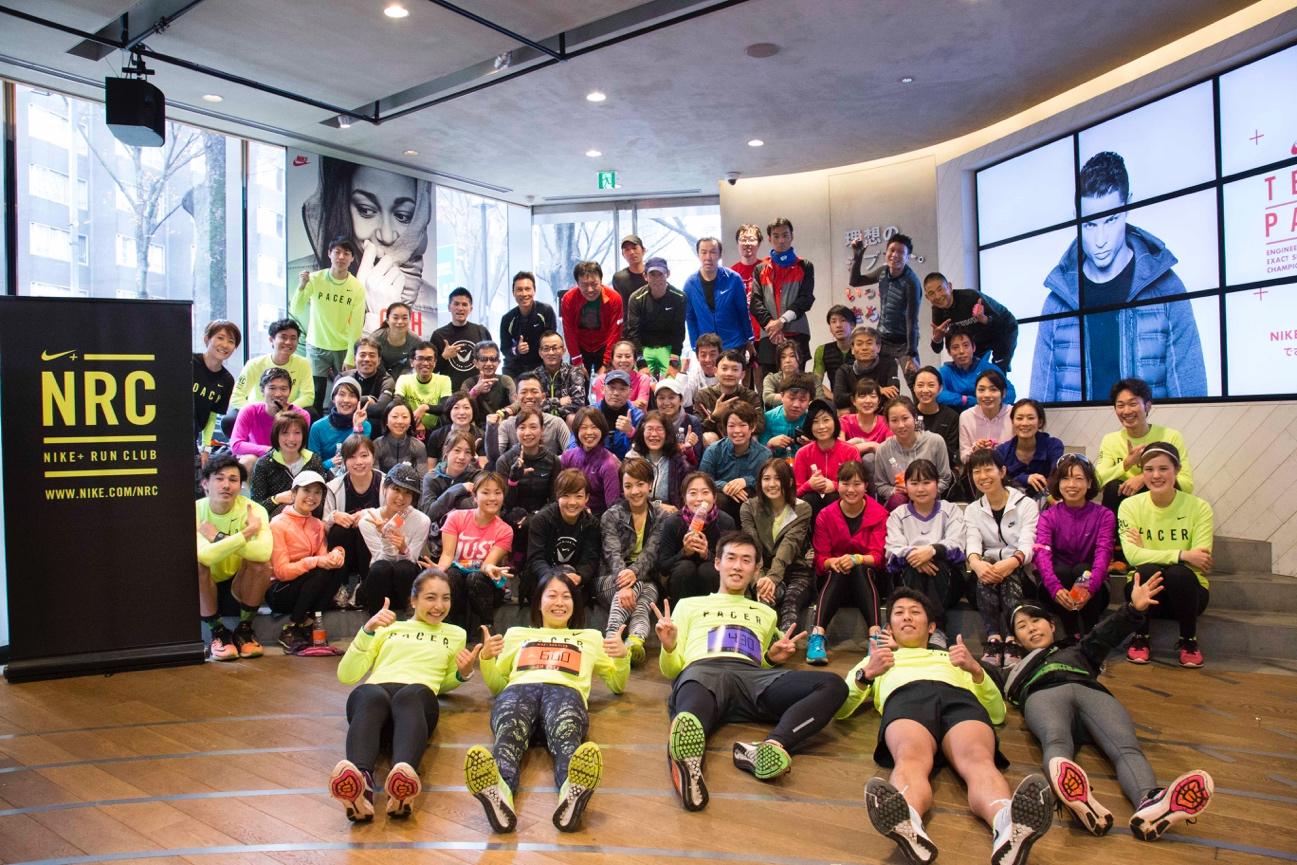 Nike+ Run Club体験レポ スピード練習で「速さUP」と「フォーム改善」