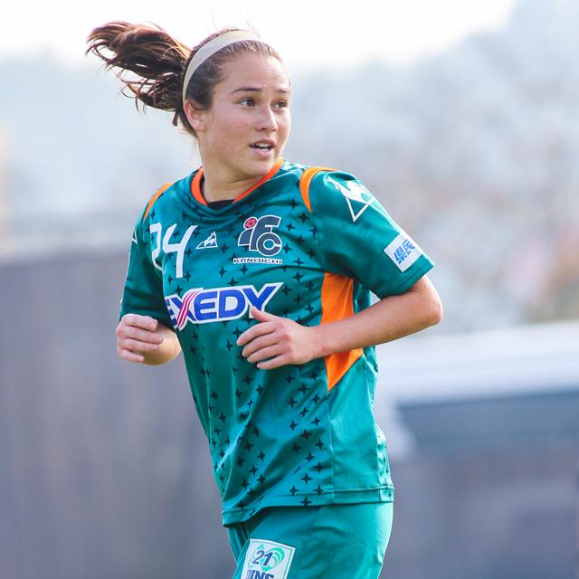 第3回 U-23米女子代表シム・マレアナ選手に聞くアメリカ国内リーグの今