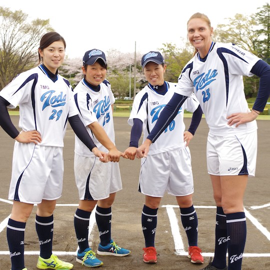 会いに行けるアスリート、女子ソフトボールの魅力〈第2回〉~戸田中央総合病院Medics~