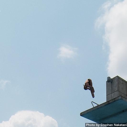 リオでは板橋美波に注目!オリンピック正式種目の飛び込み競技