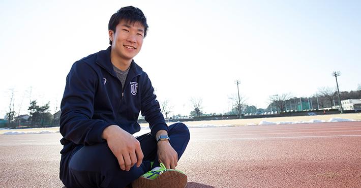 「出る時は出ます」日本人未踏の100m9秒台を目指して。