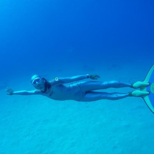 プロフリーダイバーが潜る世界!神秘的な海のスペシャルムービー上映会