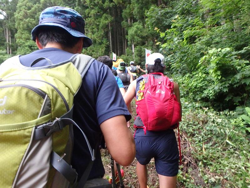 三陸の食と自然を堪能する!『三陸・雄勝 海の幸トレイルランニングNEXT』を走ってきた