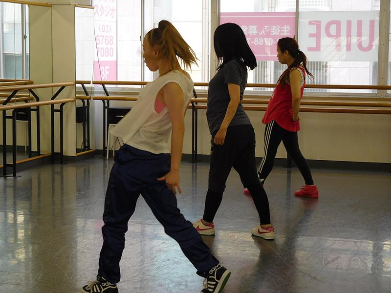 ダンスの中でも消費カロリーNO.1、 大人女子がハマるヒップホップ!