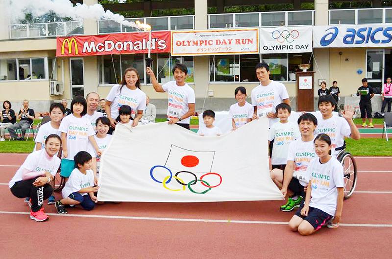 北海道・士別市にて「2016オリンピックデーラン士別大会」が開催!