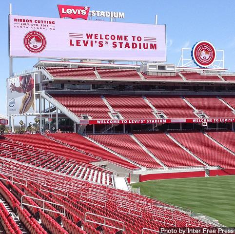 スマートスタジアムの先駆け「リーバイススタジアム」に未来のJリーグを見る