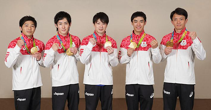 体操男子日本代表 チームの絆で獲った世界一
