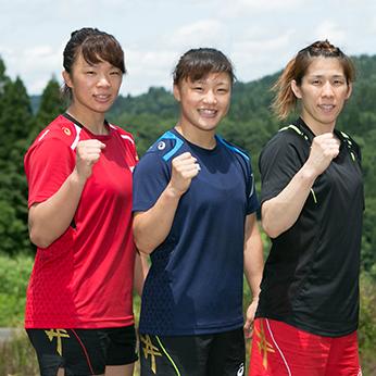 最強女子軍団、リオの結果を東京へつなげる!