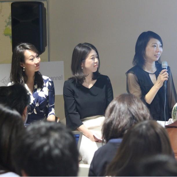 スポーツ観戦女子によるトークイベント開催レポート