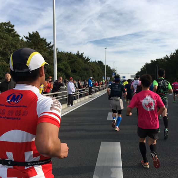 走りやすいフラットコースと美しい景色! 『湘南国際マラソン』レポート