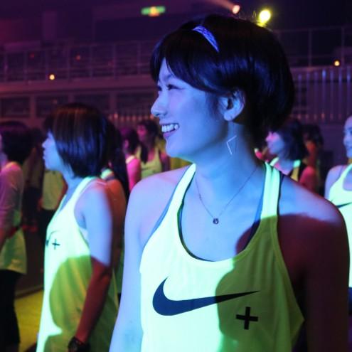 女子限定トレーニングイベント NIKEWOMEN TOKYO