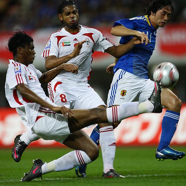 強敵UAE戦直前!ガーナの英雄、日本人選手も活躍するUAEリーグの実態とは