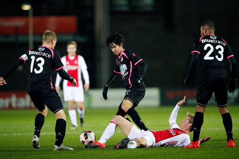 JFL経由オランダ行 山崎直之のサッカーライフ