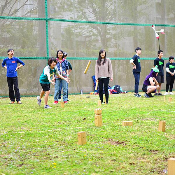 スウェーデン発!木を投げ合うスポーツ『クッブ』が持つ魅力と可能性
