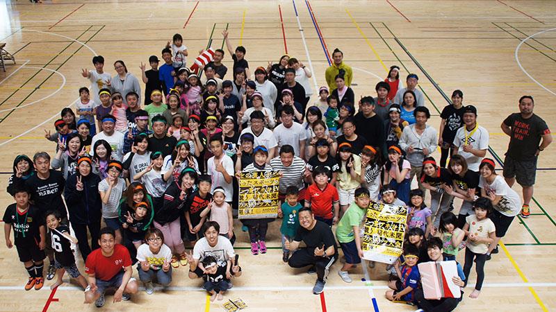 吉本芸人がオリジナルスポーツを開発!AHOSPO GRAND PRIX開催