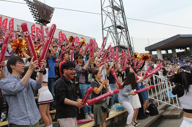 関西学生野球 立同戦を盛り上げろ!
