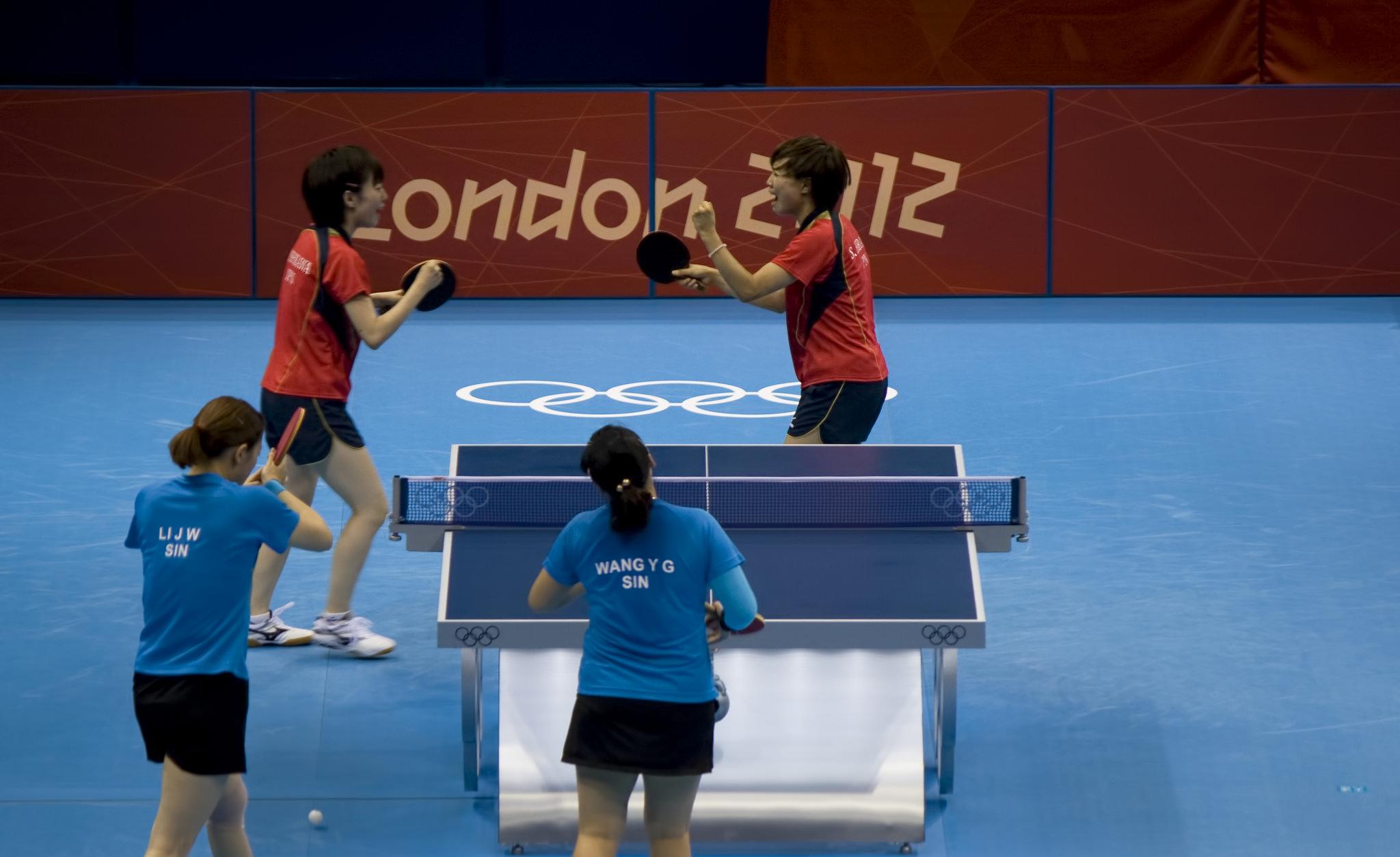 知ると世界卓球選手権が2倍楽しくなる、卓球の世界ランキングの仕組み