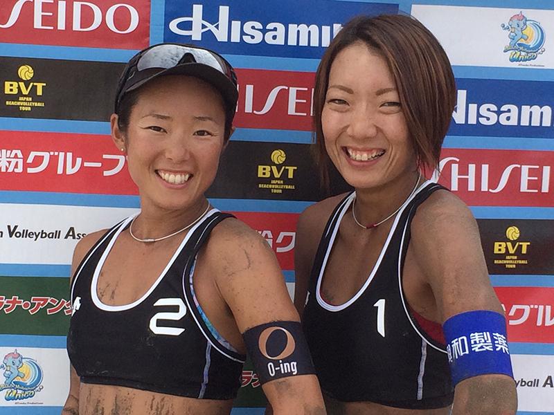 世界の力を知っているからこそ、ビーチバレー・石井美樹選手は東京オリンピック出場を目指す!